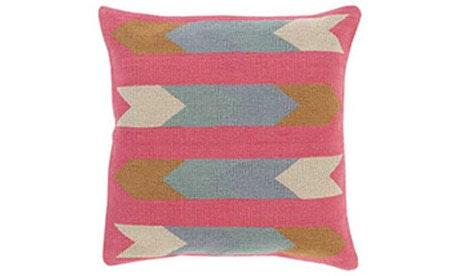Leah (Pink) Pillow