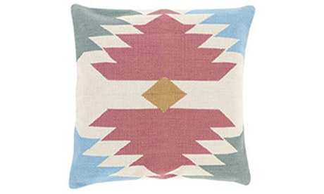 Lander (Red) Pillow
