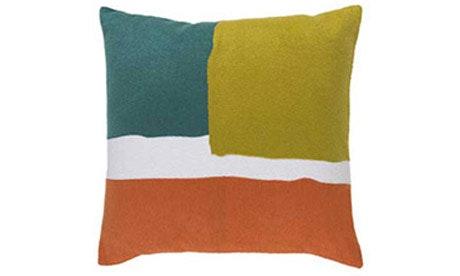 Jayden (Green) Pillow