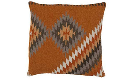 Jenson (Orange) Pillow