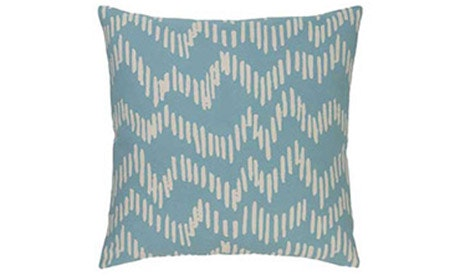Somerset (Blue) Pillow