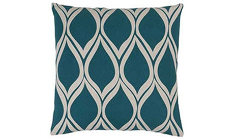 Tullah (Teal) Pillow