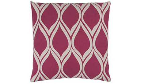 Tullah (Pink) Pillow