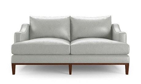Price Leather Apartment Sofa