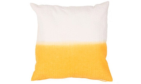 Hailey (Yellow) Pillow