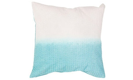 Hailey (Blue) Pillow