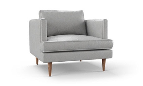 Preston Leather Chair