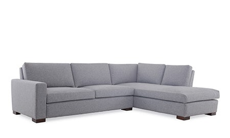 Anton Sectional with Bumper