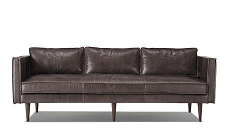 Serena Leather Sofa