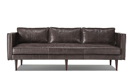 Serena Leather Sofa