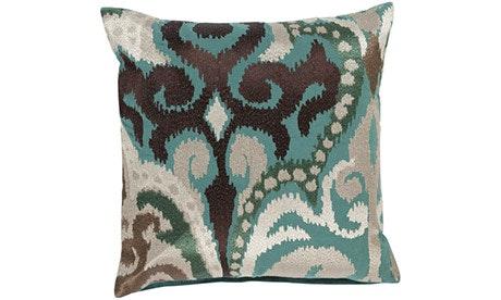 Madeleine (Teal) Pillow