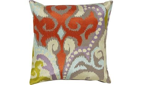 Madeline (Orange) Pillow