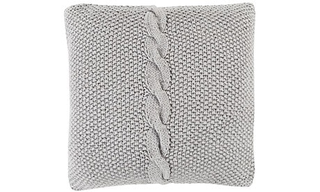Genevieve (Grey) Pillow