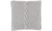 Genevieve (Grey) Pillow