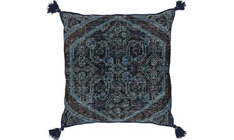 Helene (Blue) Pillow