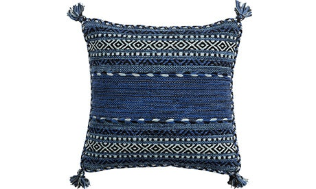 Margot (Blue) Pillow
