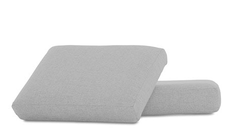 Soto Concave Cushions and Covers (Set)