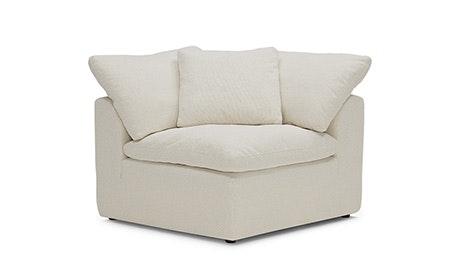quick view bryant corner chair