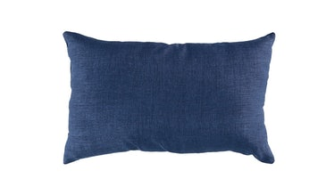 Mia Navy Pillow