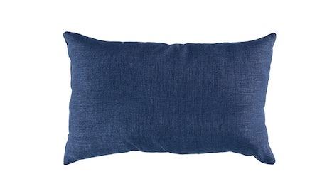 Mia Navy Pillow
