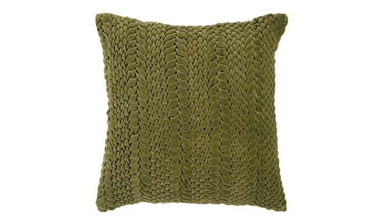 Bella Green Pillow