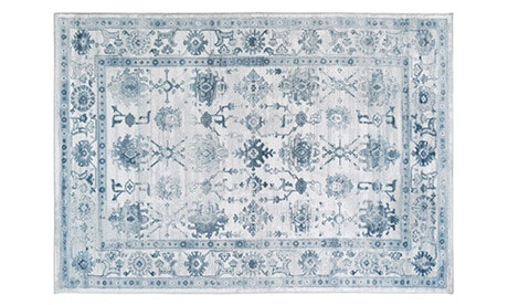Bartlett Blue Rug