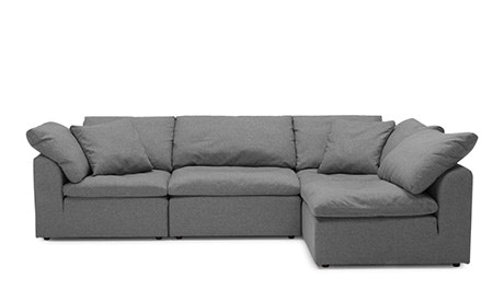 Bryant L Sectional (4 Piece)