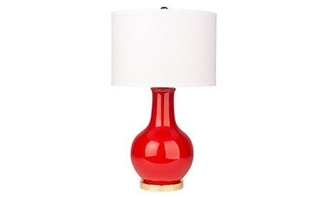 Cyndi (Cherry) Table Lamp
