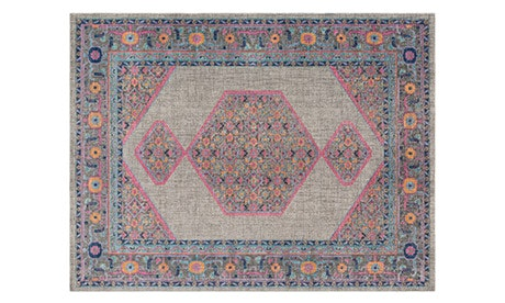 Bella (Light Grey) Rug