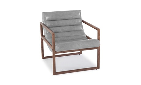 Miles Leather Chair