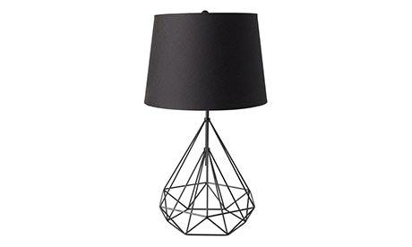 Rae (Black) Table Lamp
