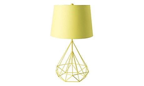 Rae (Yellow) Table Lamp