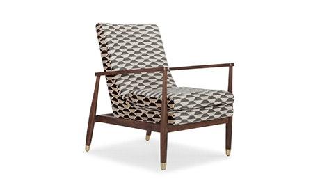 Testa Geo Accent Chair