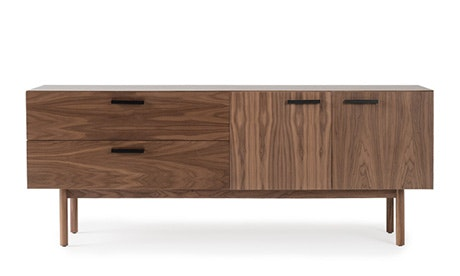 Hudson 2 Drawer/2 Door Media Console