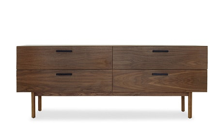 Hudson 4 Drawer Media Console