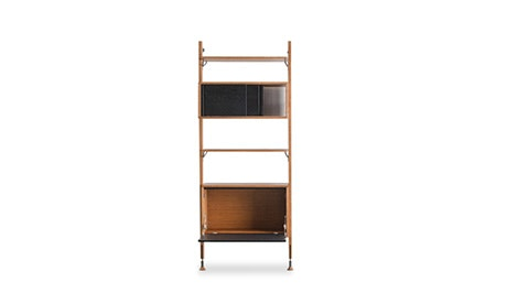 Dexter Modular Shelf with Cabinet