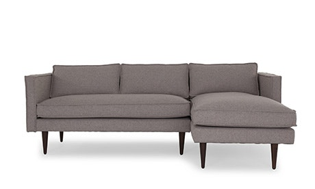 Nice looking chaps hammer on the sofa