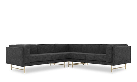 Astor Corner Sectional (3 piece)