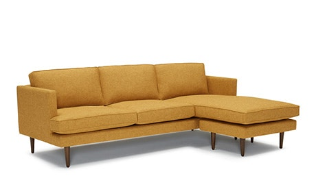 Mid Century Modern Sectional Couch