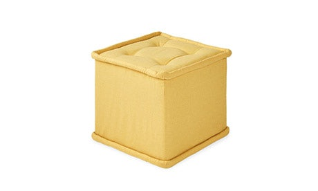 Caldewell Cube Ottoman