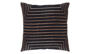 Lena (Black) Pillow