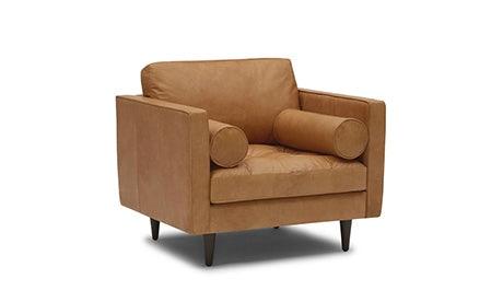 Briar Leather Chair