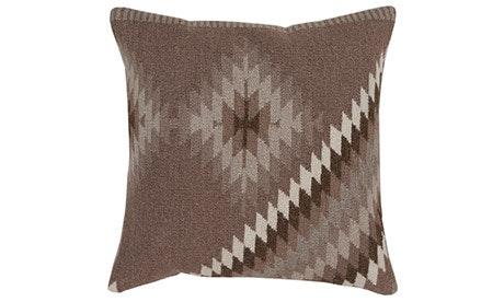 Jenson (Brown) Pillow