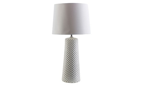 Donna (White) Table Lamp
