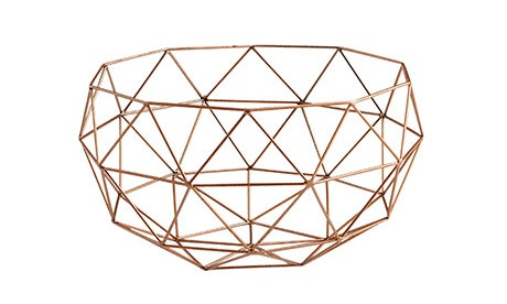 Mille Wire Bowl