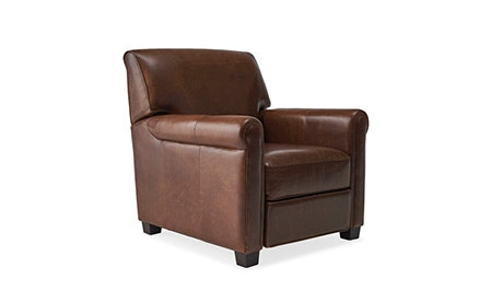 Beau + Quick View · Durant Leather Recliner Chair