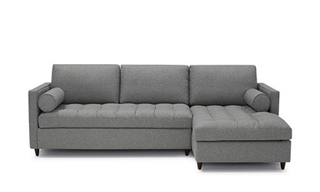 Briar Sectional with Storage