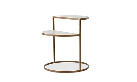 Bell End Table