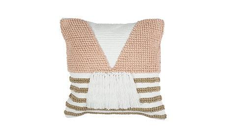 Vivian (Peach) Pillow