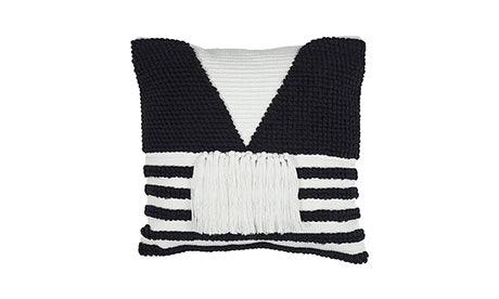 Vivian (Black) Pillow